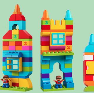 LEGO 乐高 Duplo得宝系列 10887 我的自由创意趣玩箱