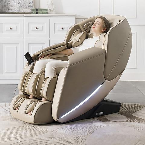 考拉海购黑卡会员:CHEERS 芝华仕 m1040 全自动智能电动按摩椅