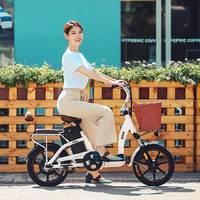 HIMO C16电动助力自行车