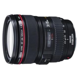 Canon 佳能 EF 24-70mm F4L IS USM 标准变焦镜头 佳能EF卡口 77mm