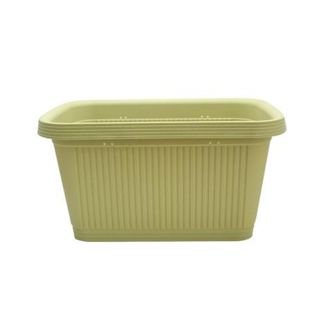 IRIS 爱丽思 加仑树脂塑料花盆 深型500