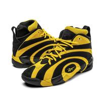 Reebok 锐步 小黄人联名 SHAQNOSIS 男女款中帮篮球鞋