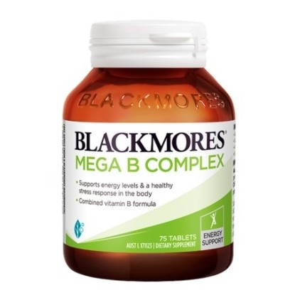 88VIP:BLACKMORES 澳佳宝 复合维生素B族 75粒