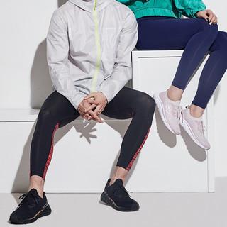 codoon 咕咚新品透气缓震数据记录运动鞋情侣跑步鞋咕咚智能跑鞋综训10K 男女款(无芯片版) 男款月光白 35