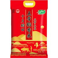 SHI YUE DAO TIAN 十月稻田 五常稻花香 东北大米 当季新米 10kg