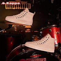 Kappa 卡帕 K0BX5CC10D 情侣款高帮板鞋