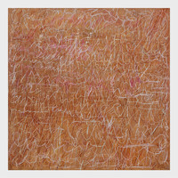 艺术品:王川 《舞者》油画布限量版画 客厅装饰画简约挂画 100*100cm