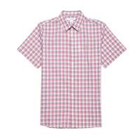 CALVIN KLEIN卡尔文·克莱 40L8287656 男士短袖衬衣