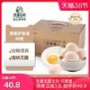 圣迪乐村山春牧场好食蛋 优级无腥味无菌蛋新鲜鸡蛋顺丰包邮40枚