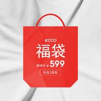 ECCO爱步女鞋 福袋(每个福袋内含2双同尺码不同款鞋)