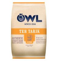有券的上、88VIP:OWL 猫头鹰 速溶手工拉茶(20条*17g) 340g *10件