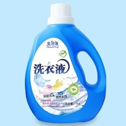 京东PLUS会员 : 圣洁康 洗衣液  2瓶+2袋 共9.4斤