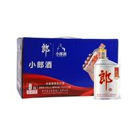 88VIP:郎酒 经典小郎酒 45度 浓酱兼香型白酒 100ml*9瓶 *2件 +凑单品
