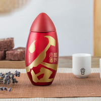 谷小酒 红米粒 45%vol 浓香型白酒 100ml