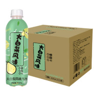秋林QiuLin 大白梨汽水 350ml*12瓶