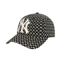 MLB 泫雅同款纽约洋基NY刺绣棒球帽