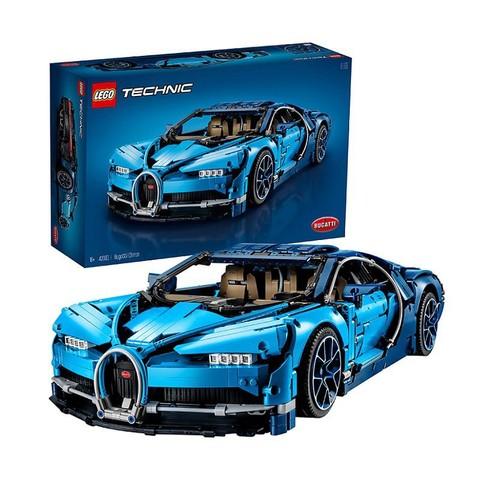 考拉海购黑卡会员:LEGO 乐高 Technic科技系列 42083 布加迪奇龙