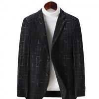 Hodo 紅豆 DXIOX212VS1 男式西服外套