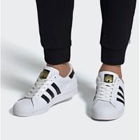 adidas 阿迪达斯 SUPERSTAR EG4958 男女款休闲运动鞋