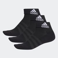 adidas 阿迪达斯 CUSH ANK 3PP DZ9379 运动袜子
