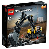 LEGO 乐高 Technic 机械组 42121 重型挖掘机
