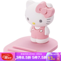 名创优品Sanrio-Characters手机桌面支架 Hello Kitty *5件