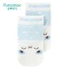Purcotton 全棉时代 宝宝纯棉短筒袜 1双装