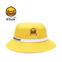 B.Duck 小黄鸭 儿童遮阳渔夫帽