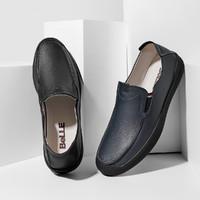 BeLLE 百丽 5VW01CM8 男士牛皮休闲鞋