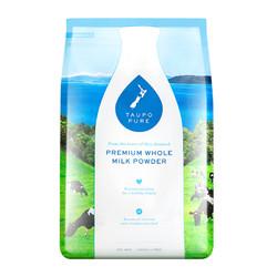 特贝优新西兰高钙调制全脂奶粉400g+甄养 有机每日坚果奶+葩朵原味海苔12包 +凑单品