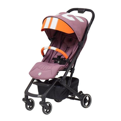 网易考拉黑卡会员:Quintus 昆塔斯 婴儿推车Q3一键折叠可坐可躺轻便婴儿车数字款 高景观 可坐躺