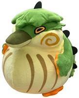 《怪物猎人:崛起》 变形毛绒玩具 河童蛙