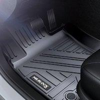 有車以后 TPE汽車腳墊轎車SUV專車定制適用于雷凌卡羅拉凱美瑞