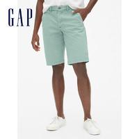 Gap 盖璞 440988 男装直筒休闲短裤