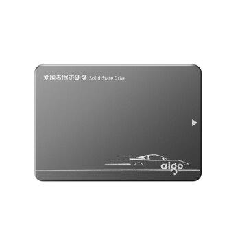 9日0点截止、数码配件节 : Aigo 爱国者 S500 SATA3.0 固态硬盘 128GB