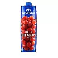 學生專享: 芭提婭 100%紅葡萄汁 1L *2件