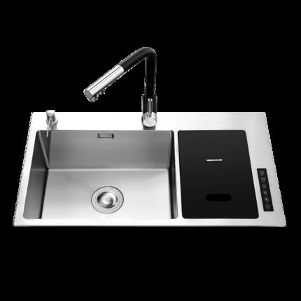 8H×美仕杰联名款 M3-1 智能水槽净洗机 双槽