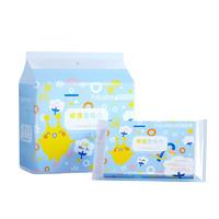 有券的上:FulCotton 棉柔世家 婴儿保湿因子柔纸巾 3层 40抽 6包 *7件