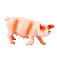 Wenno 仿真动物玩具 公猪 多款可选