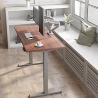 Brateck  K3深色 电动升降桌 38mm/s全功能 1.5m