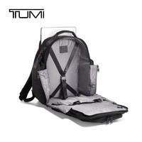 途明(TUMI) 奢侈品 早春新款 Alpha 3系列 男士/中性商务旅行高端时尚双肩包 02603589D3 黑色