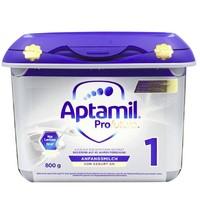 百亿补贴:Aptamil 爱他美 婴儿配方奶粉 1段 800g