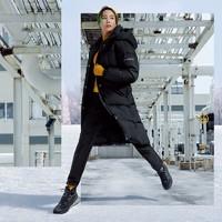 阿迪达斯adidas 2020冬季新品女子运动休闲户外徒步鞋 FU7243