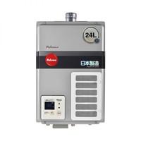产地日本 进口百乐满(Paloma)24升 强排式 天然气热水器 JSQ48-A2419EFF12