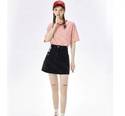 IMONE 艾漫  BTT013P  女士短袖T恤