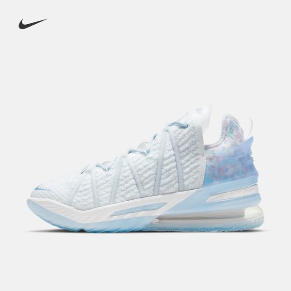 新品发售:NIKE 耐克 LEBRON XVIII EP CW3155 男女款篮球鞋