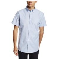 中亚Prime会员、限尺码:Lee Uniforms E9342YL 男士短袖衬衫