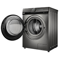 LittleSwan 小天鹅 水魔方系列 TG100-14366WMUDT 滚筒洗衣机10kg金属钛