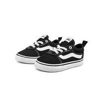 Vans 范斯 Ward Slip-On 儿童帆布鞋