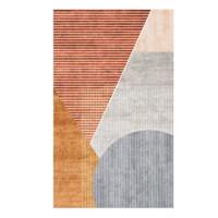 布迪思 客廳地毯家用臥室現代輕奢北歐床邊沙發茶幾地毯ins風大面積 輕奢1 80*120CM